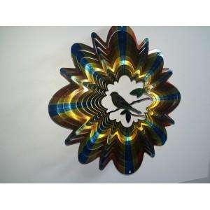 Ozdoba ogrodowa PTASZEK 15 cm